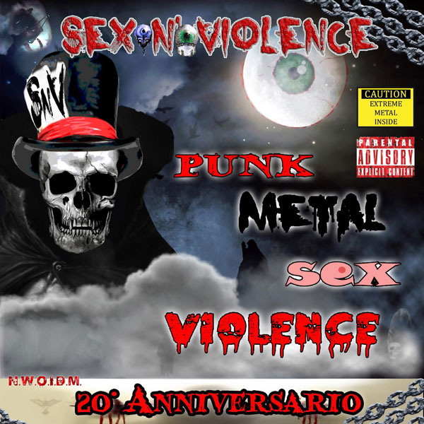 Sex N' Violence - Punk Metal Sex Violence